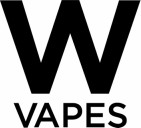 W vapes logo smaller