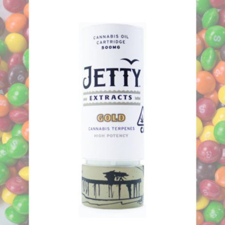 Jetty GOLD Zkittlez