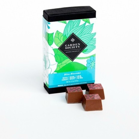 Garden Society Bliss Blossoms Chocolates