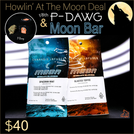 Howlin' At The Moon Weekly Deal
