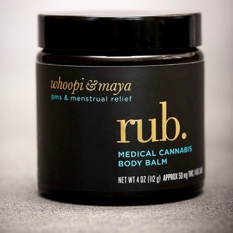 Rub - Medicated Balm