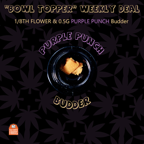 Bowl Topper Weekly Deal