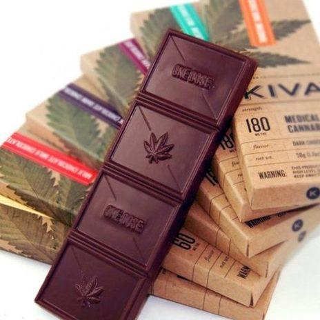 Buy 2 Kiva Confections bars