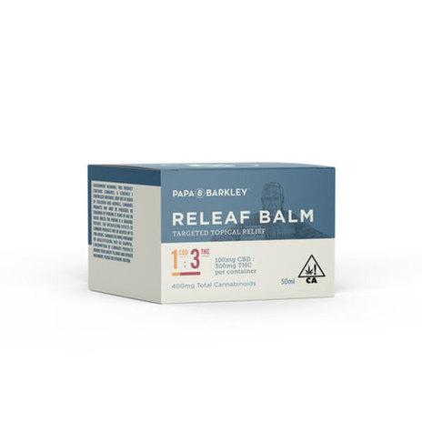 Papa & Barkley Releaf Balm 1:3 CBD:THC