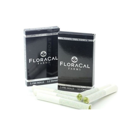 NEW! FloraCal Platinum OG Pre-Rolls
