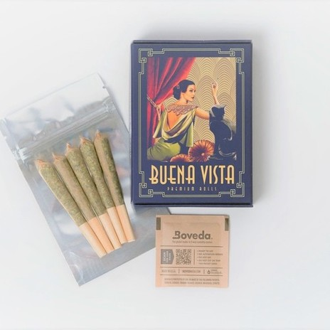 Buy 1 Buena Vista box  and get 1 Preroll Free!!