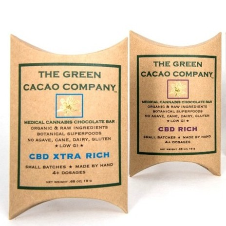 The Green Cacao Company - CBD