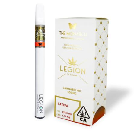 Legion of Bloom Monarch Orange Sunshine