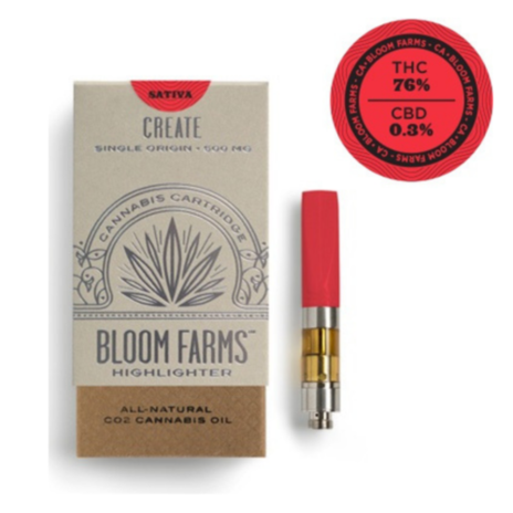 Bloom Farms Super Silver Haze Highlighter