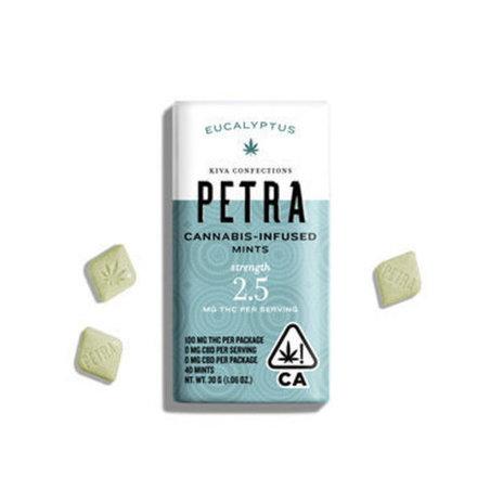 Petra Eucalyptus Mints
