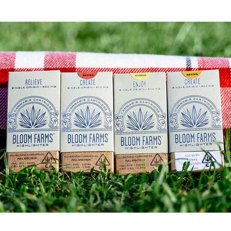 Bloom Farms Pineapple Highlighter