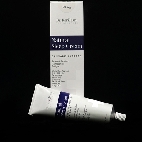 Dr. Kerklaan's Natural Sleep Cream