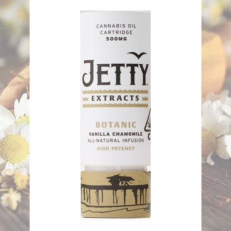 Jetty BOTANIC Vanilla Chamomile
