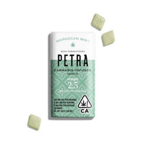 Petra Moroccan Mints