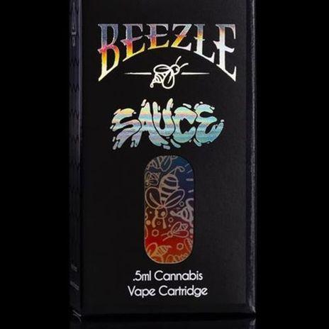 NEW! Beezle Banana Berry Sauce Vape
