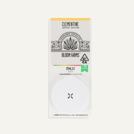 Bloom Farms Clementine PAX Pod