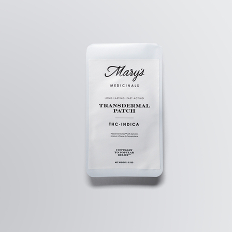 Mary's Medicinals Patch THC-Indica