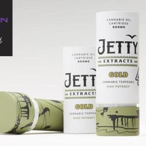 Jetty GOLD Alien O.G.