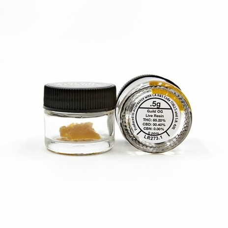 30% Off - Guild Live Resin