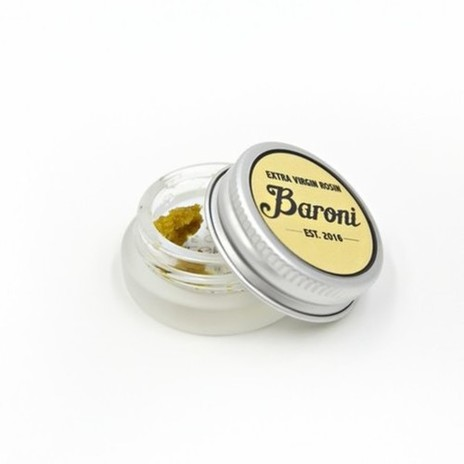 Baroni Extra Virgin Rosin Super Silver LA