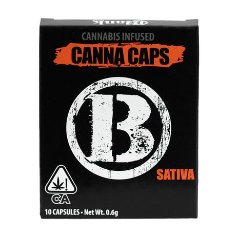 Blank Brand Canna Caps SATIVA