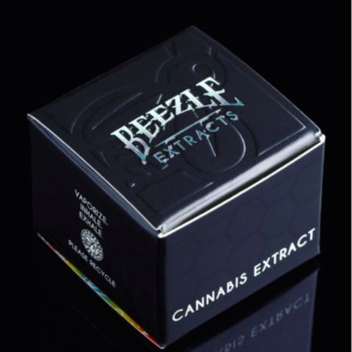 Beezle Fruit Snacks Live Resin Sauce