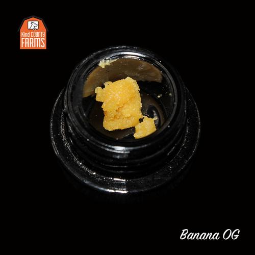 Banana OG Budder
