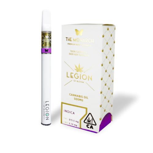 Legion of Bloom Monarch Platinum Bubba Kush