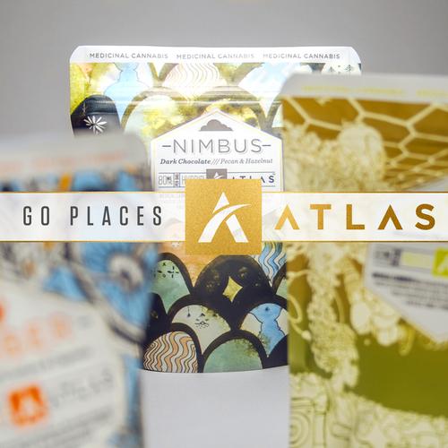 NEW!! Atlas Edibles