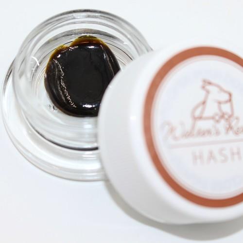 Walter's Reserve Hash Rosin