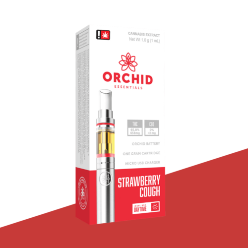 Orchid Essentials Strawberry Cough
