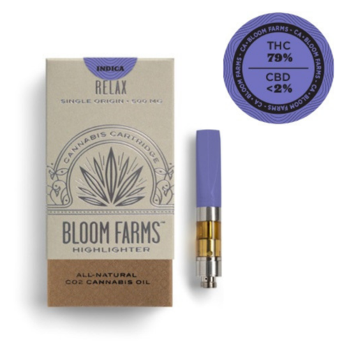 Bloom Farms Black Domina Highlighter