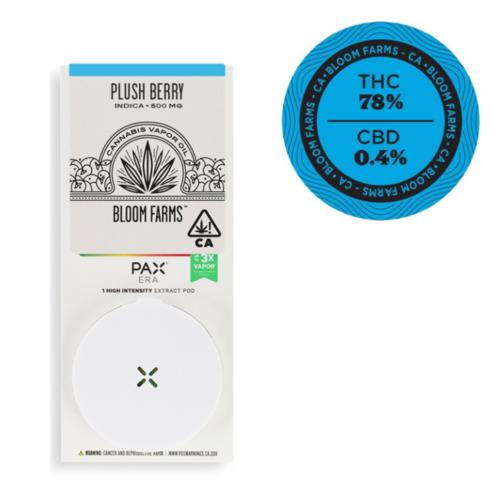 Bloom Farms Plush Berry PAX Pod