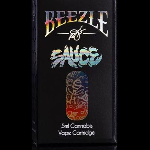 Beezle Purple Trainwreck Sauce Vape Cartridge