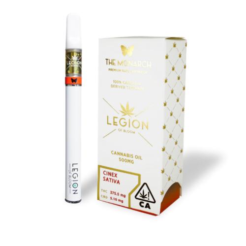 Legion of Bloom Monarch Cinex