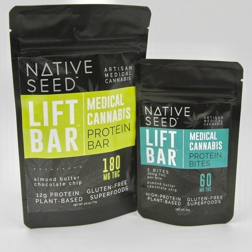 Native Seed Lift Bar - THC