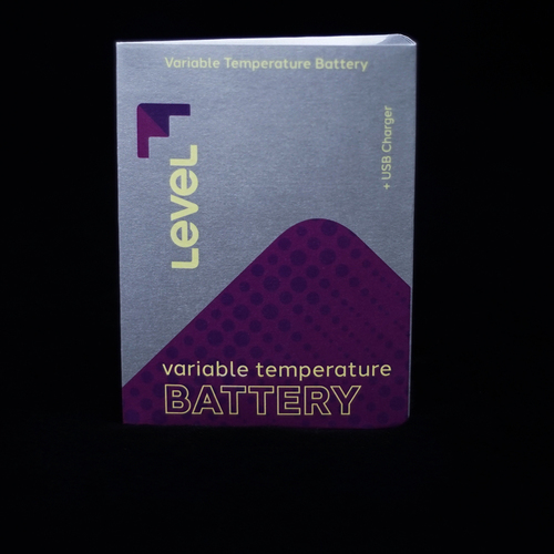 Level Battery & Charger