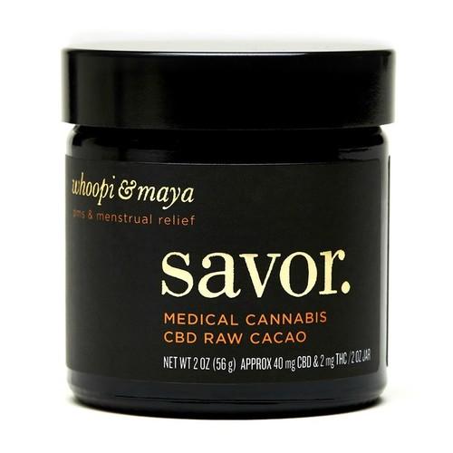 Savor - CBD raw cacao