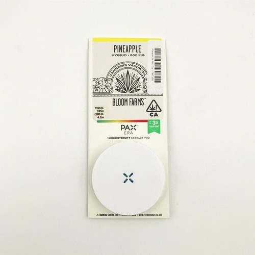 Bloom Farms Pineapple PAX Pod