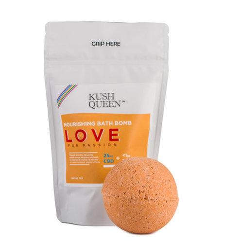 Kush Queen Love Bath Bomb