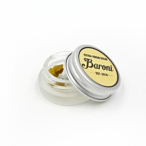 Baroni Extra Virgin Rosin Super Silver LA
